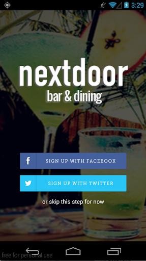 NextDoor Avalon