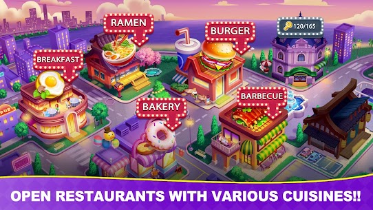 Cooking Frenzy: Madness Crazy Chef Cooking Games Mod Apk Download For and Iphone 2