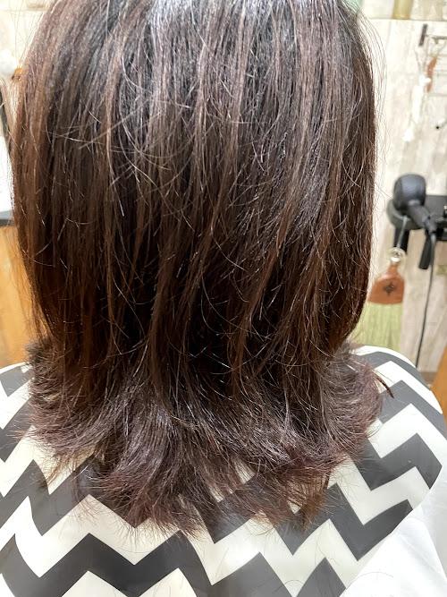 髪の毛の広がり、カラーの色持ちを良くしたいならジュエリーシステムジェルでのホームケアがオススメ