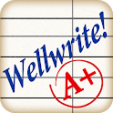 Wellwrite! 📖 Spelling test icon