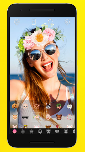 filters for snapchat : sticker design 1.5 screenshots 6