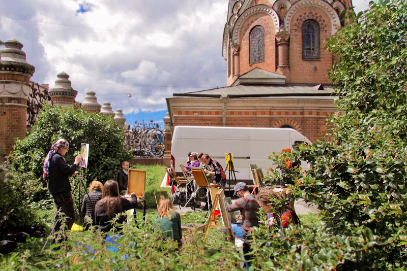 St.Petersburg.... creatività nell'aria di Tatiana_D