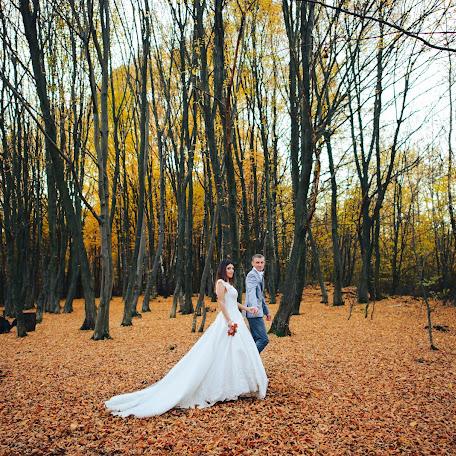 Wedding photographer Sofiya Kosinska (Zosenjatko). Photo of 22.10.2017