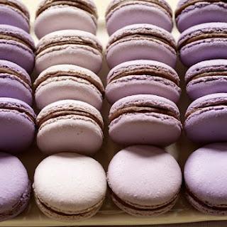 Parisian Macarons.