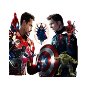 Avengers What'sApp Stickers (SuperHero Stickers)