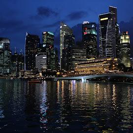 Singapore by Davor Kapetan - City,  Street & Park  Street Scenes