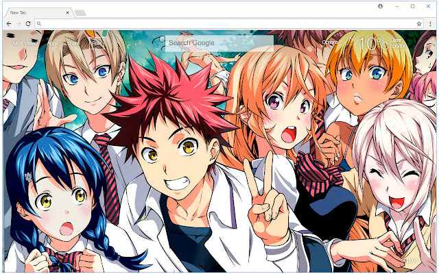 Shokugeki no Soma Wallpaper Food Wars Themes