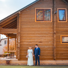 Wedding photographer Anna Klimenko (ancor). Photo of 14.11.2016