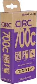Circ Deluxe 700x23-32c 33mm Presta Tube