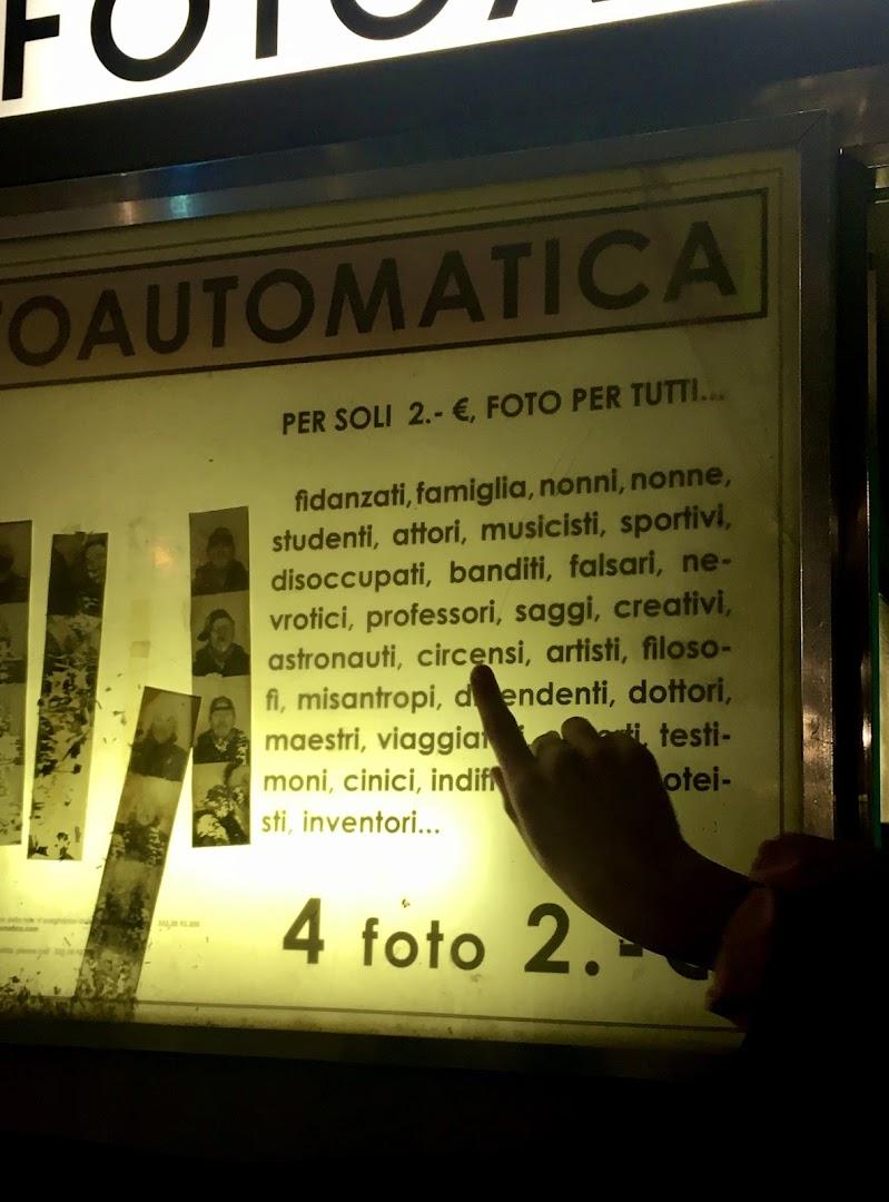 fotoautomatica di alicev