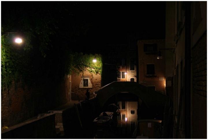 Ombre nella notte veneziana di kaira