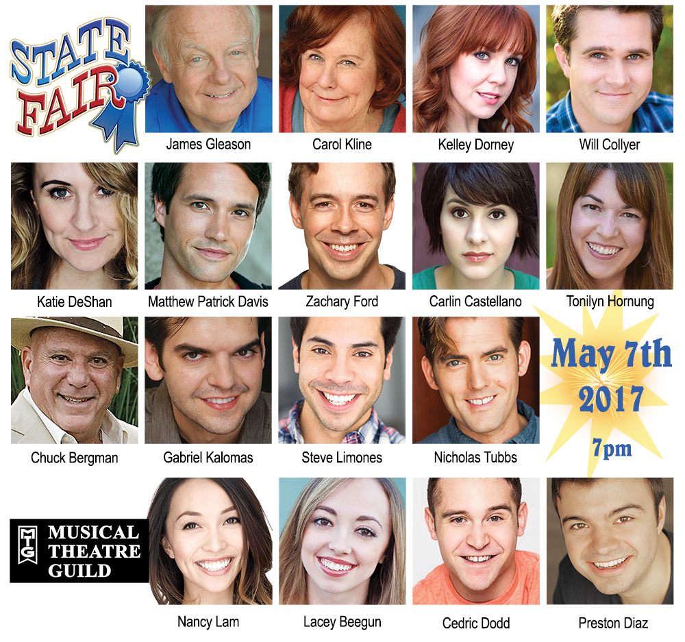 Musical Theatre Guild - CAST of STATE FAIR