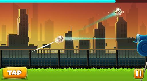 Flick Baseball - Zombies Home Run 1.2 screenshots 1
