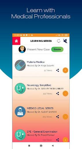 Hidoc Dr. - Medical Learning App for Doctors screenshot 3
