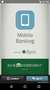 BI Mobile Banking- screenshot thumbnail
