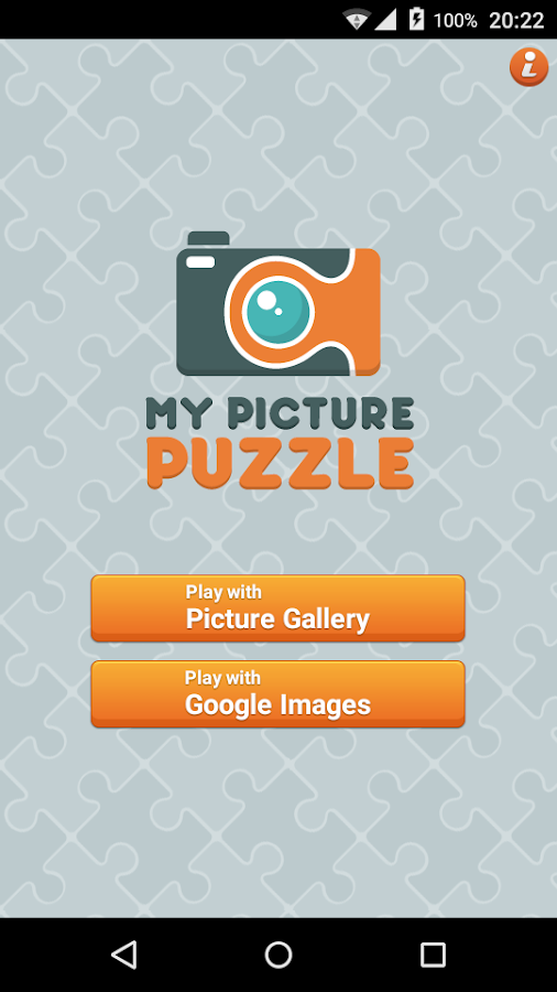 My Picture Puzzle- screenshot
