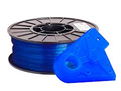 Translucent Blue PRO Series PLA Filament - 1.75mm (1kg)