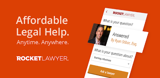 Rocket Lawyer: Documents, Forms, Lawyer, Attorney - by