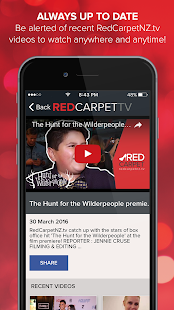 Red Carpet TV- screenshot thumbnail
