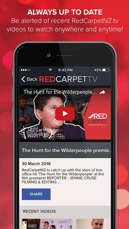 Red Carpet TV- screenshot