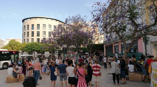 Manifestación esta tarde en la Puerta de Purchena.