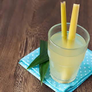 Lemongrass Tea.