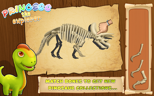 Dora Dinosaur Bones Explorer 1.0 screenshots 5