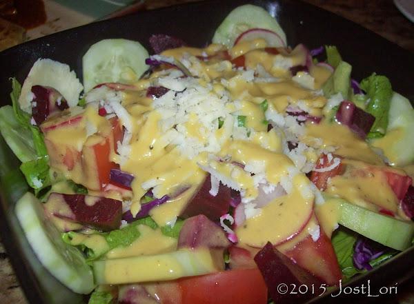 Irish Dubliner Salad Recipe