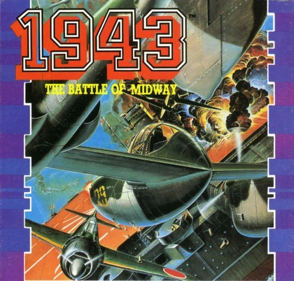 1943 - The Battle of Midway (Cover Art)
