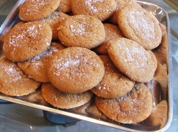 After School Ginger Snaps Recipe