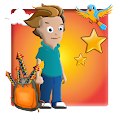 Firecracker kid icon