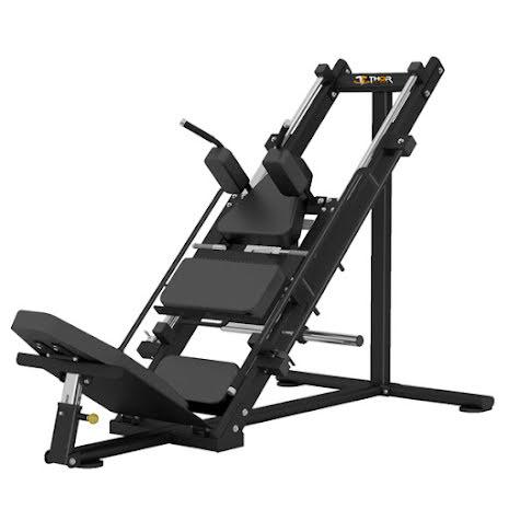 """Leg Press 45°/Hacksquat, Thor Fitness Basic """"KAMPANJ"""""""