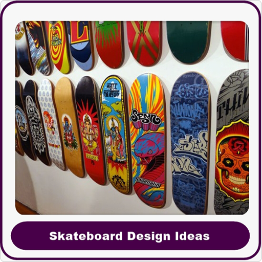 skateboard design ideas screenshot - Skateboard Design Ideas