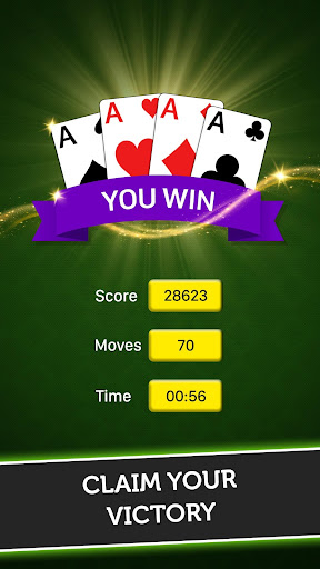 Classic Solitaire 2020 - Free Card Game filehippodl screenshot 3