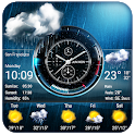 Weather and news Widget icon
