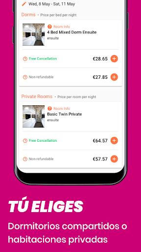 Hostelworld: La App de Viajes para Buscar Hostels screenshot 3