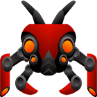 Invaders Mars Defender icon
