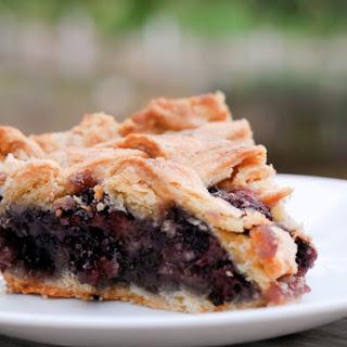 ~Mulberry Pie Recipe~