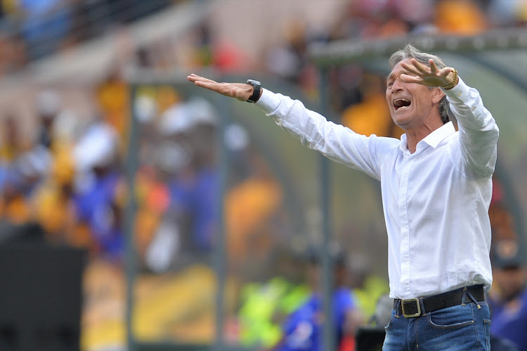The Ajax Cape Town coach Muhsin Ertugral, said that his analysis was a constructive comment on the reality of the situation' and should not have been perceived as a criticism of South African football.