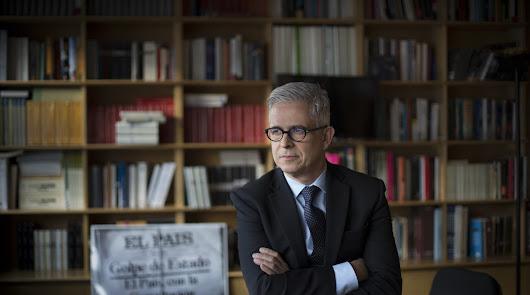 Javier Moreno sustituye a Soledad Gallego-Díaz en la dirección de 'El País'