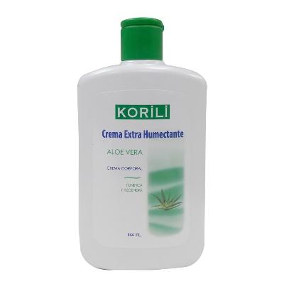 Crema Corporal Korili Con Aloe 444 Ml