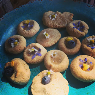 Fairy Tea Cookies