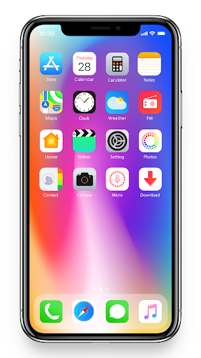 iLauncher IOS12 - Icon Pack IOS 12 by Make Something Good