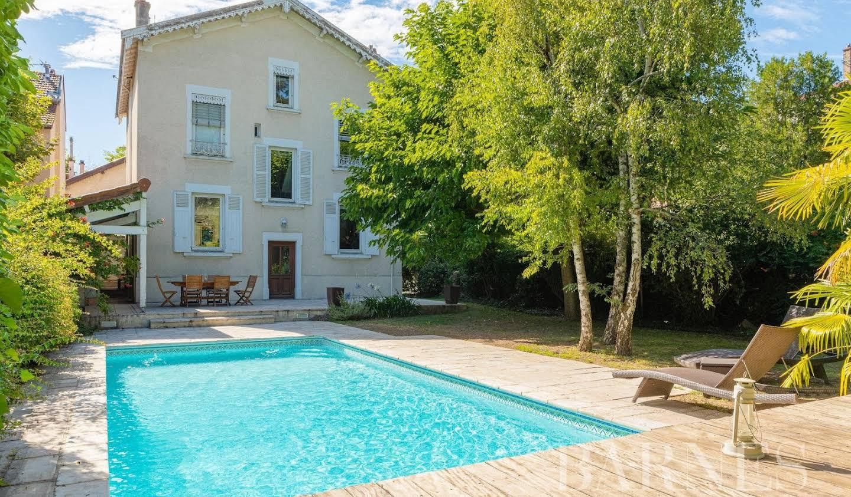Maison avec piscine et jardin Lyon 3ème