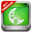 Islamic Calendar: Ramadan 2017, Quran, Prayer Time icon
