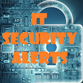 IT Security Alerts- Malware, Ransomware & Phishing