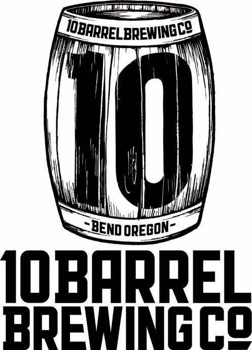 Logo for 10 Barrel Brewing Friday @ Armadillo Willy's BBQ - Los Altos