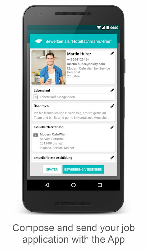 hokify - Job Search & Career 1.48.7 screenshots 3