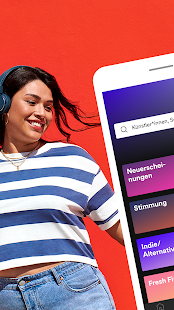 Spotify - Deine Musik, Podcasts und Playlists Screenshot