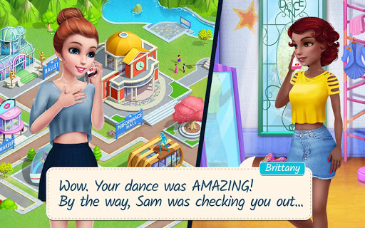 Dance School Stories - Dance Dreams Come True screenshot 2